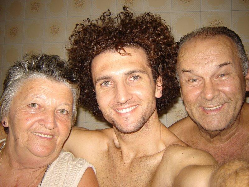 Mãe ( em Memória ) , Eu e meu Pai