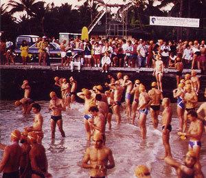 Kona 1981 - Start