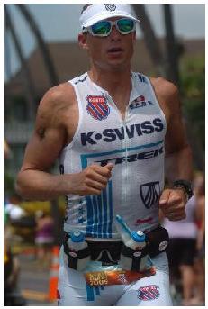 Chris Lieto - 2nd Ironman Kona 2009