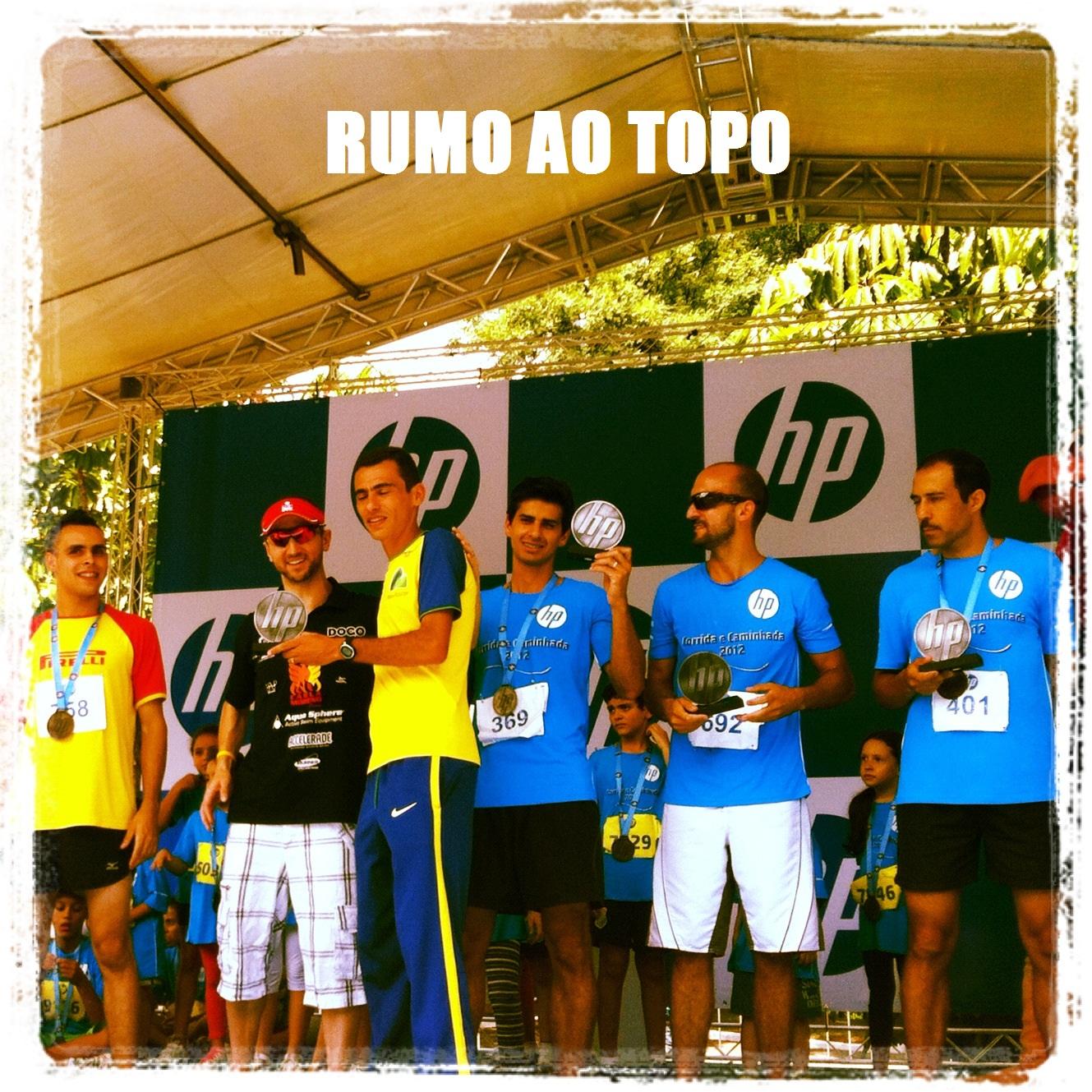 Flavio Jose Vice Campeao Corrida HP 2012 OneHP
