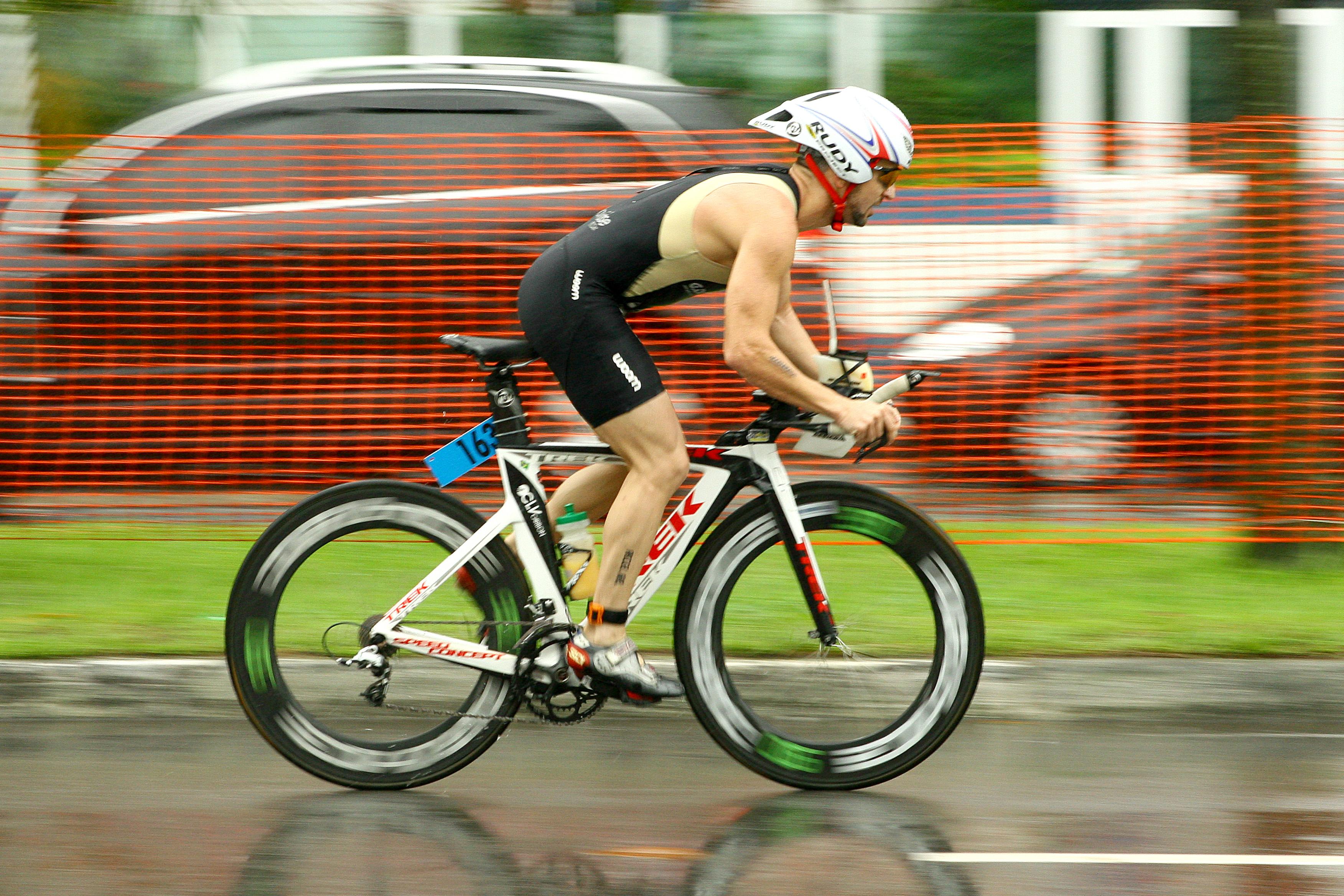 Flavio Jose no Ciclismo - 1a. Etapa do Troféu Brasil de Triathlon. Foto Marcelo Torrigo
