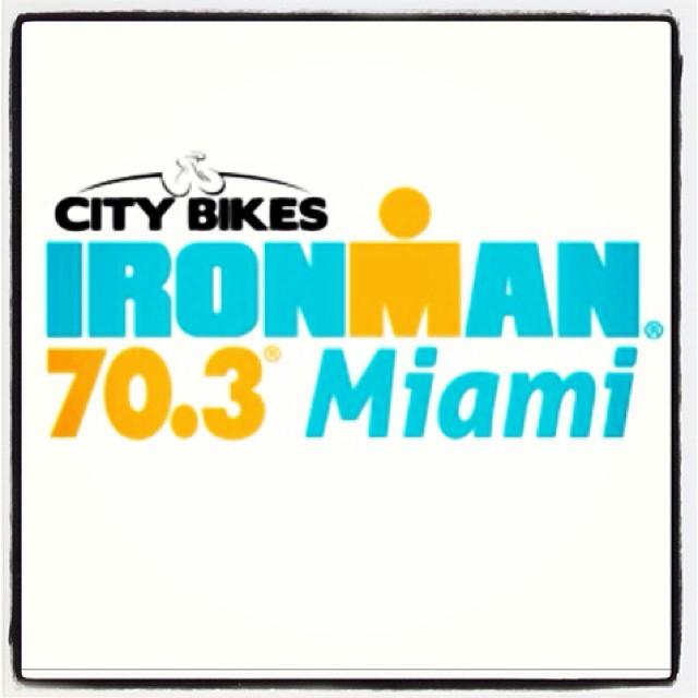 Flavio Jose esta confirmado no IRONMAN 70.3 Miami para sua 3a. participação !