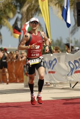 Flavio Jose no Ironman 70.3 Miami 2010