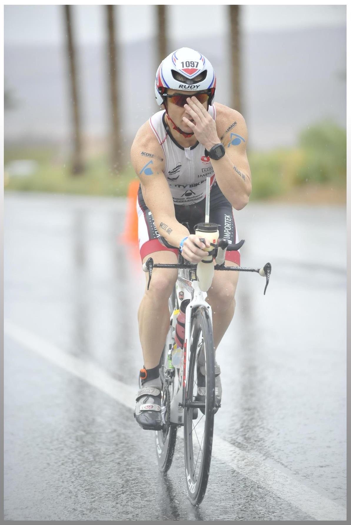 Flavio jose no Ciclismo  do Mundial Ironman 70.3 Vegas 2013