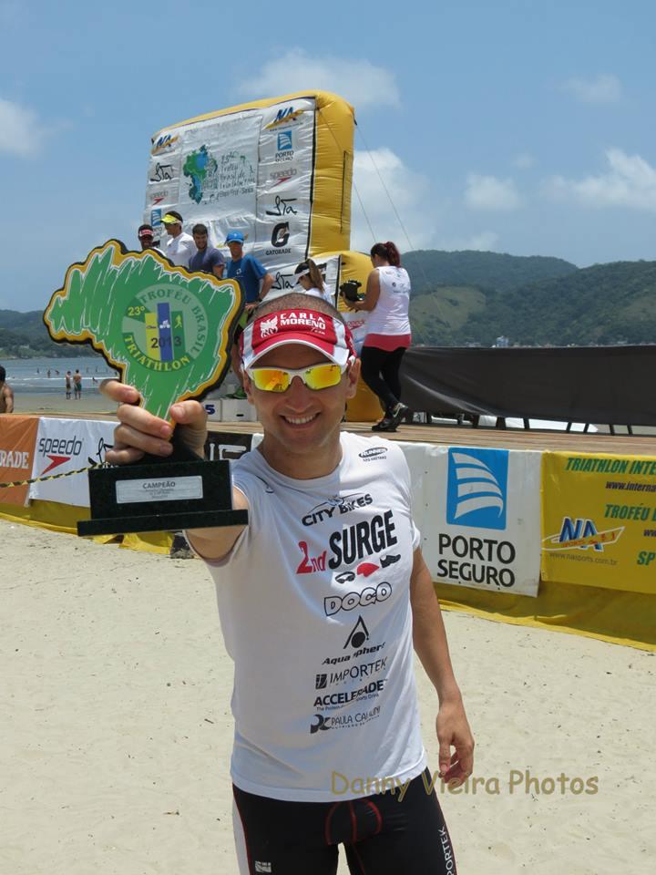 Flavio Jose - Campeão 2013 do Troféu Brasil 2013 - Daniel Vieira