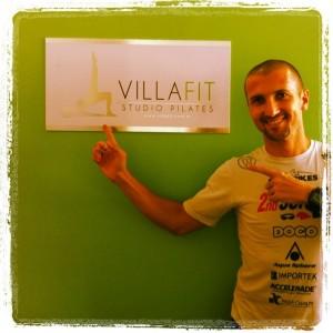 Flavio Jose Triatleta da VillaFIT Studio Pilates